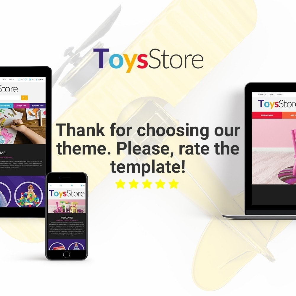 theme - Enfants & Jouets - ToysStore - Kids Play Games Store - 2