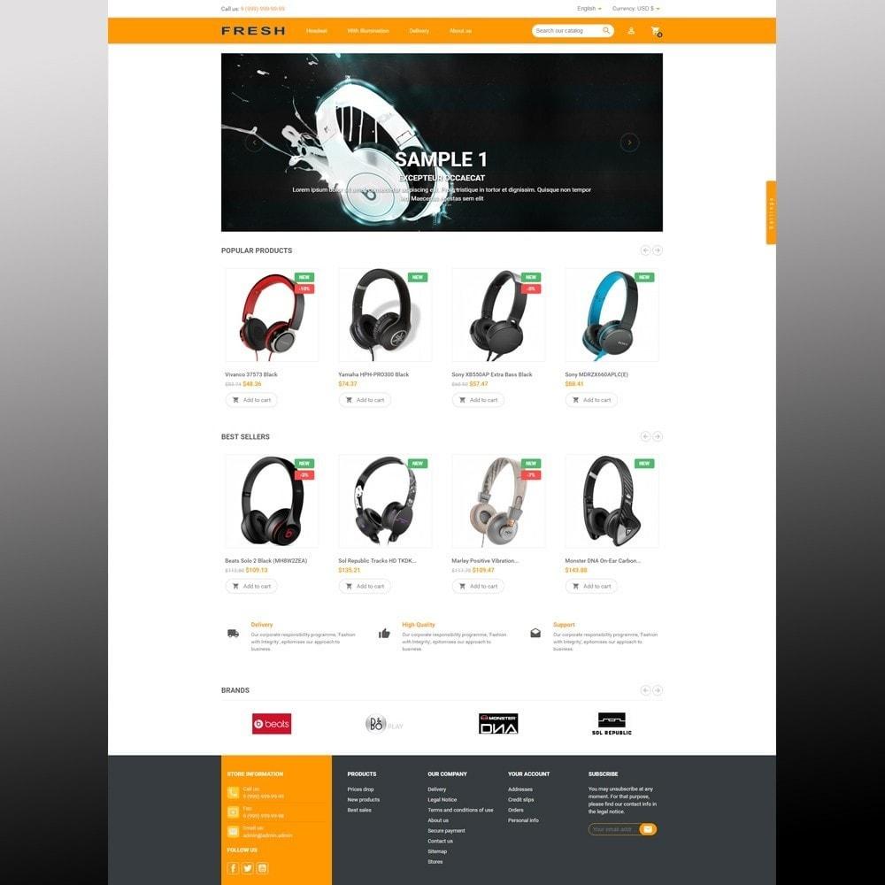 theme - Elektronik & High Tech - Fast Fresh electronics store - 17