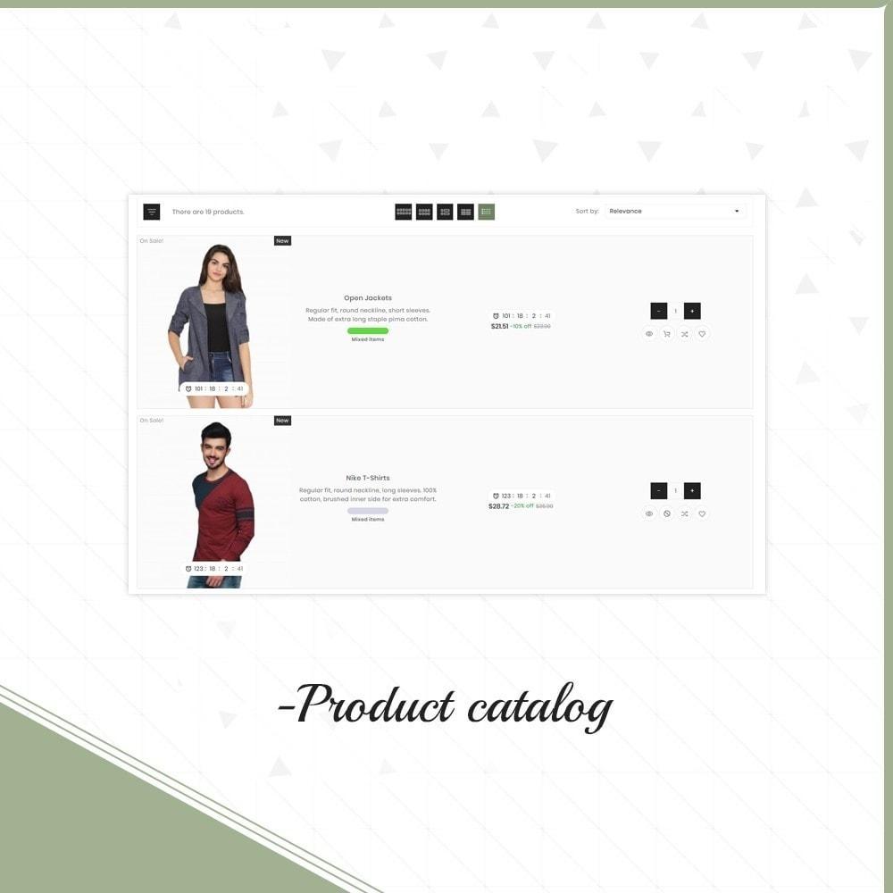 theme - Fashion & Shoes - Femmes - Style Fashion Store - 11