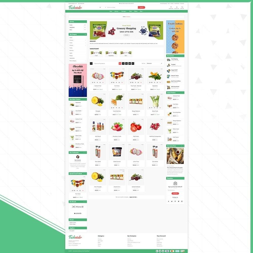 theme - Home & Garden - Épicerie Hverde - Fresh Grocery Shop - 3