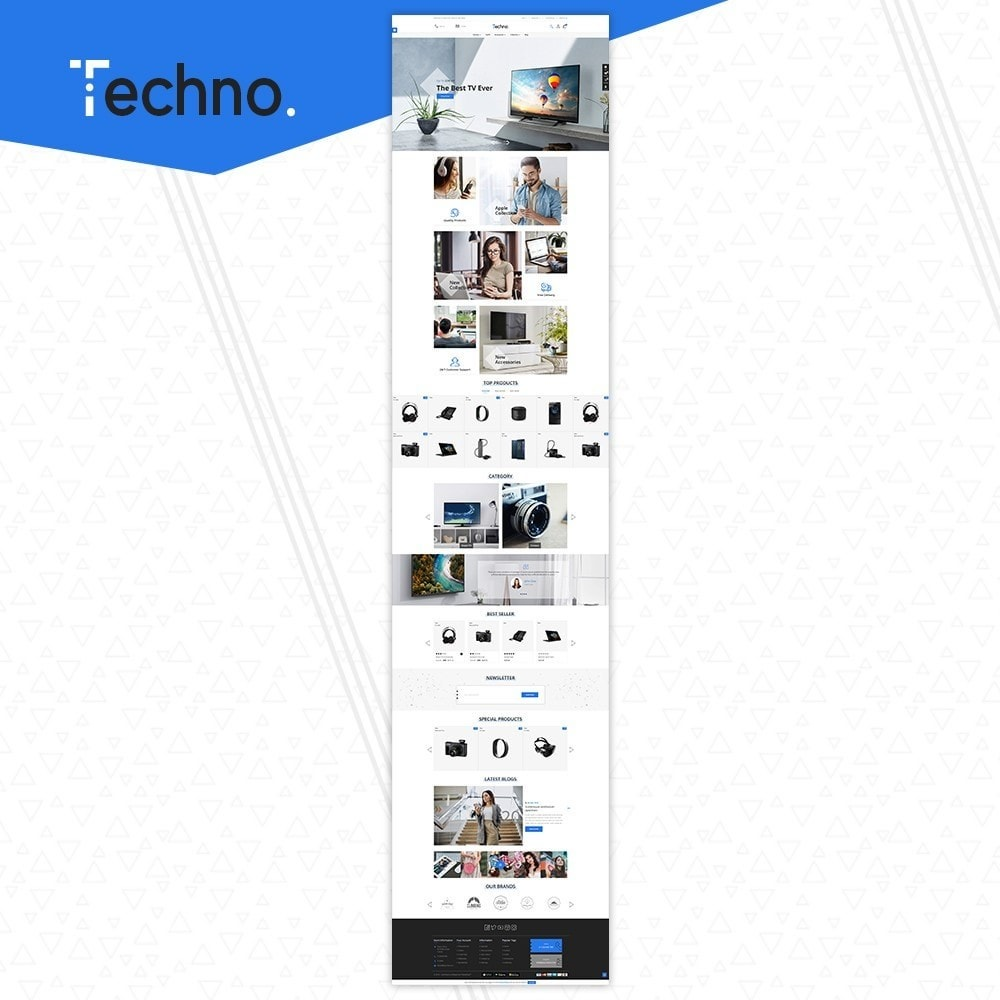 theme - Electronics & Computers - Techno Super Store - 2