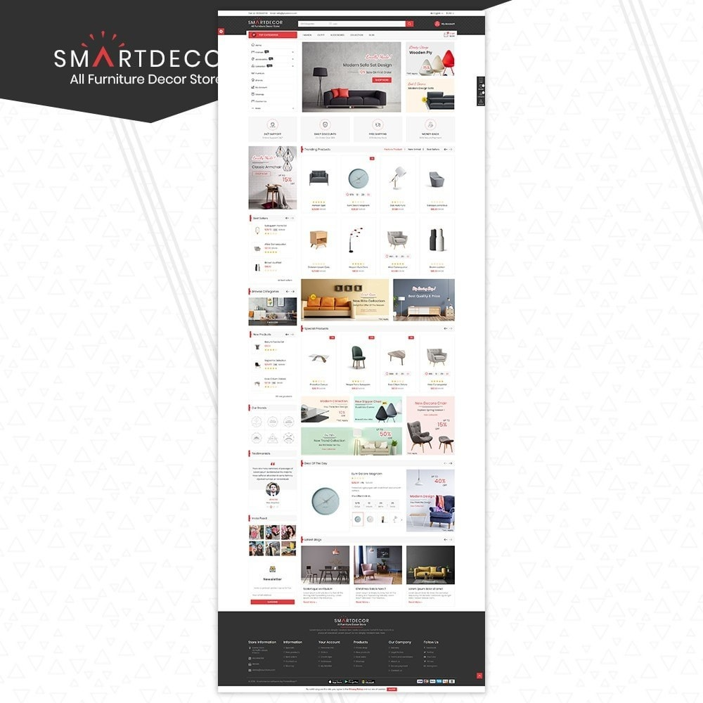 theme - Maison & Jardin - Smart Decor Store - 2