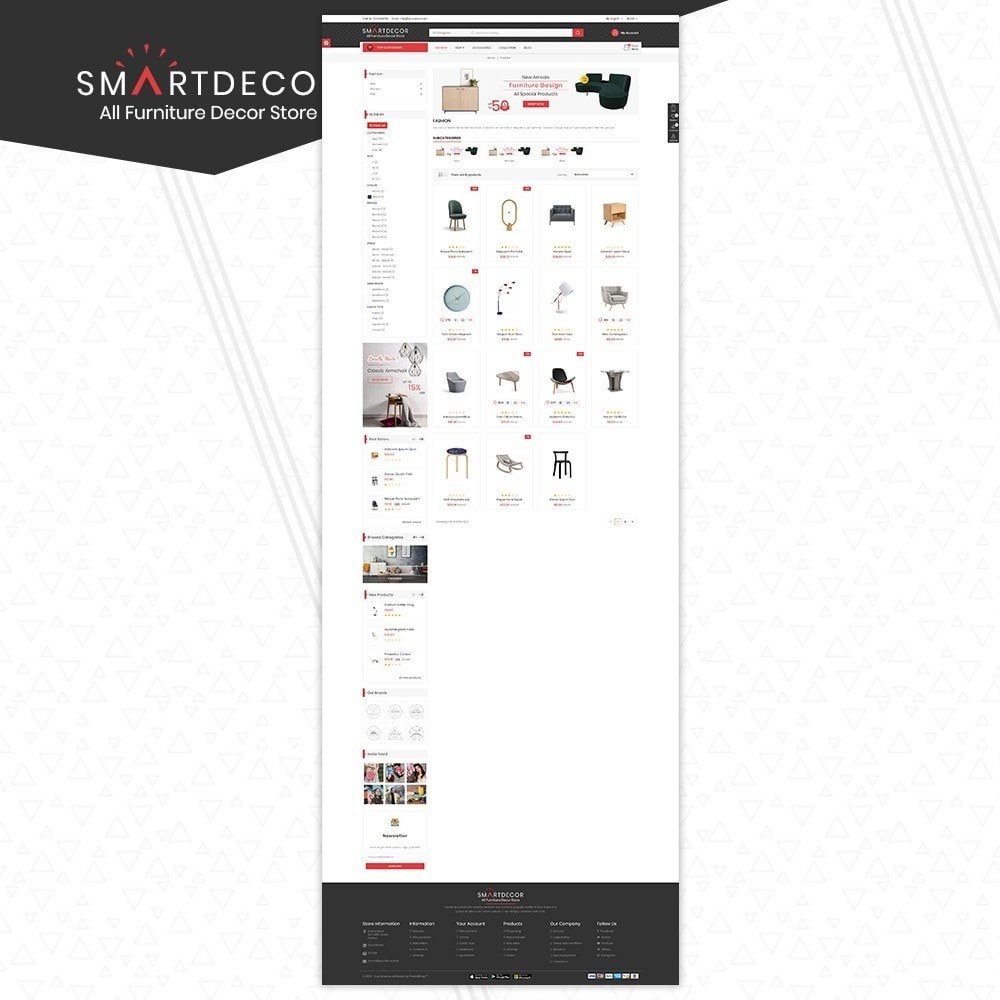 theme - Maison & Jardin - Smart Decor Store - 3