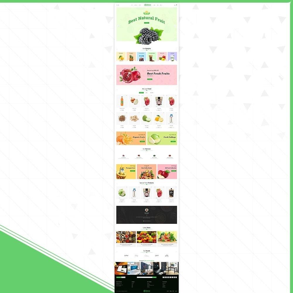 theme - Health & Beauty - Globexo - Fresh Grocery Store - 2
