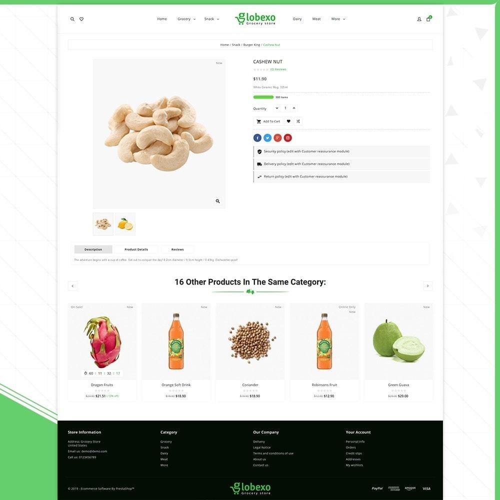 theme - Health & Beauty - Globexo - Fresh Grocery Store - 4