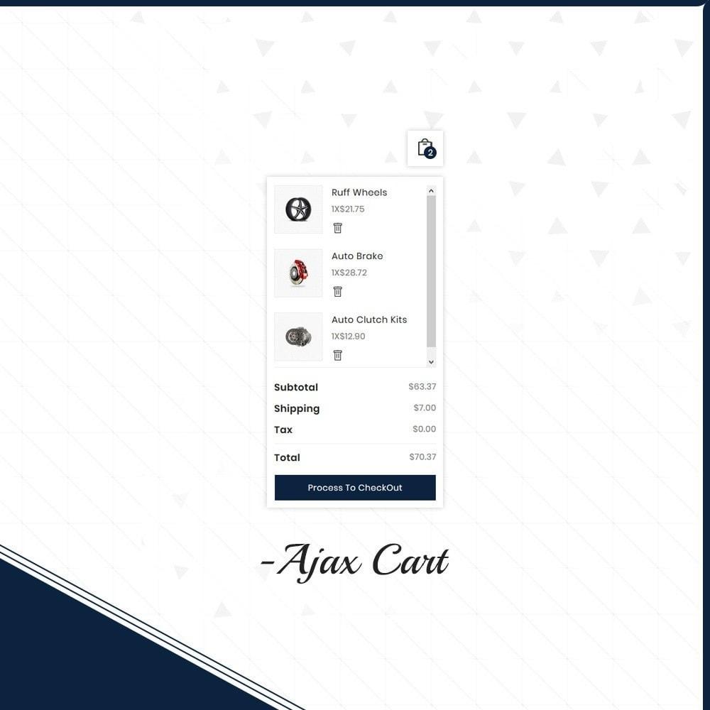 theme - Autos & Motorräder - Jexix  AutoPart - Auto Part Shop - 7