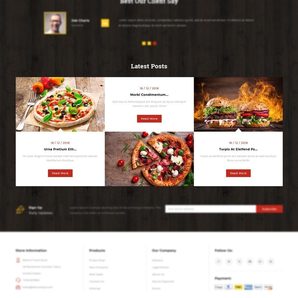 theme - Cibo & Ristorazione - Mexico Food Store - 6