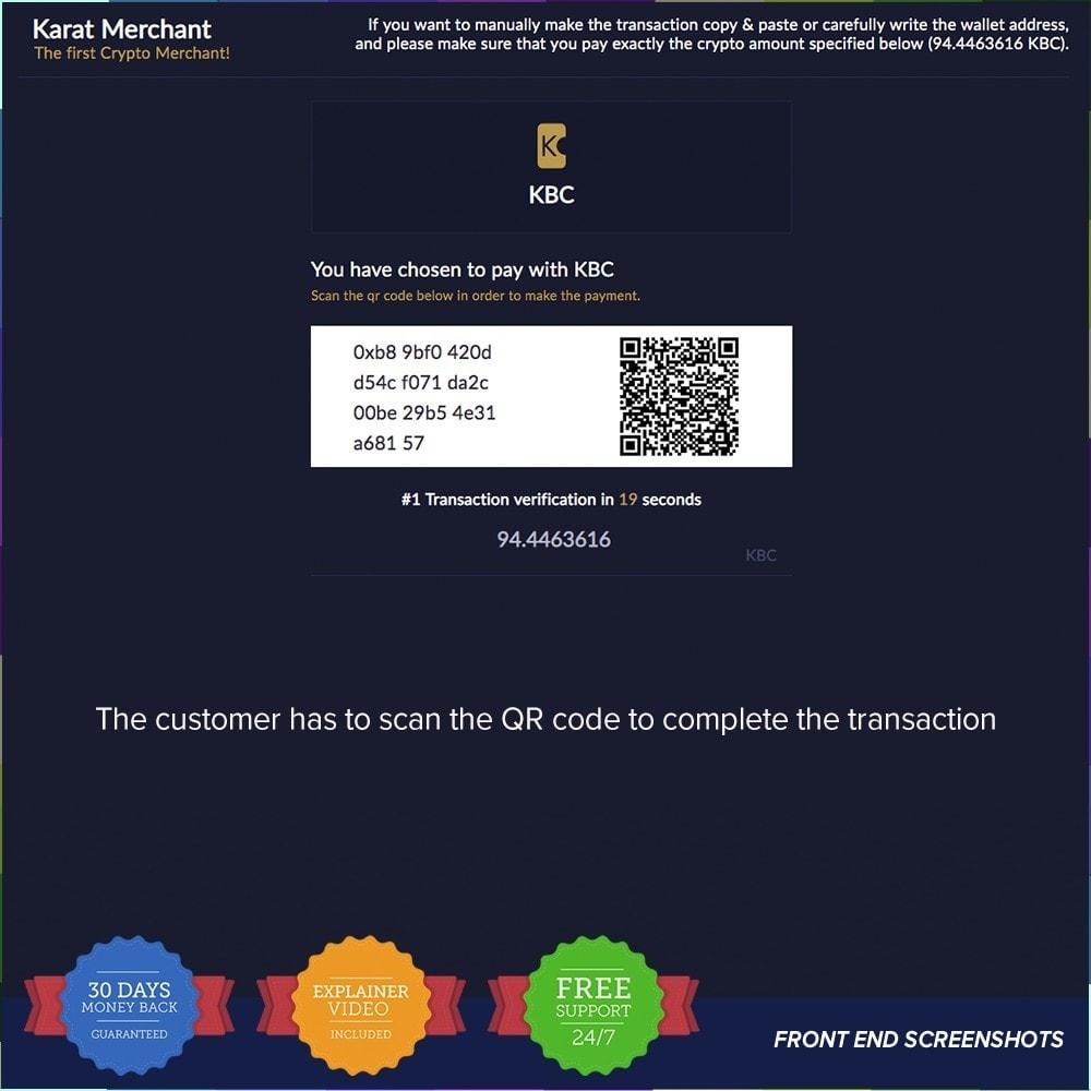 module - Autres moyens de paiement - Système de paiement K-Merchant - 4