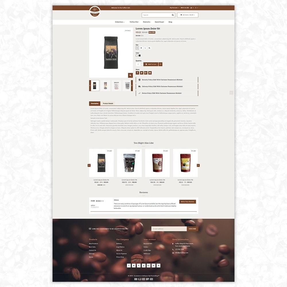 theme - Drink & Tobacco - Coffee Shop - 5