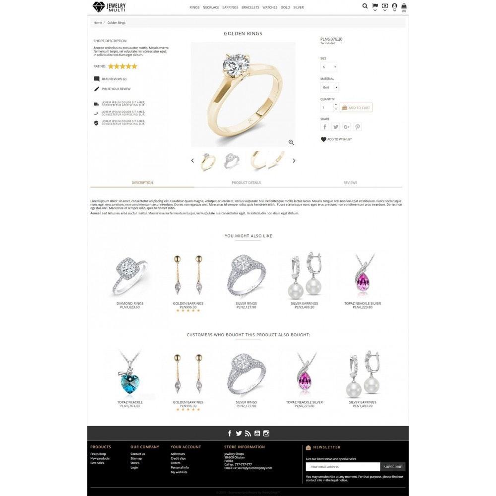 theme - Biżuteria & Akcesoria - Multi Jewelry - 4