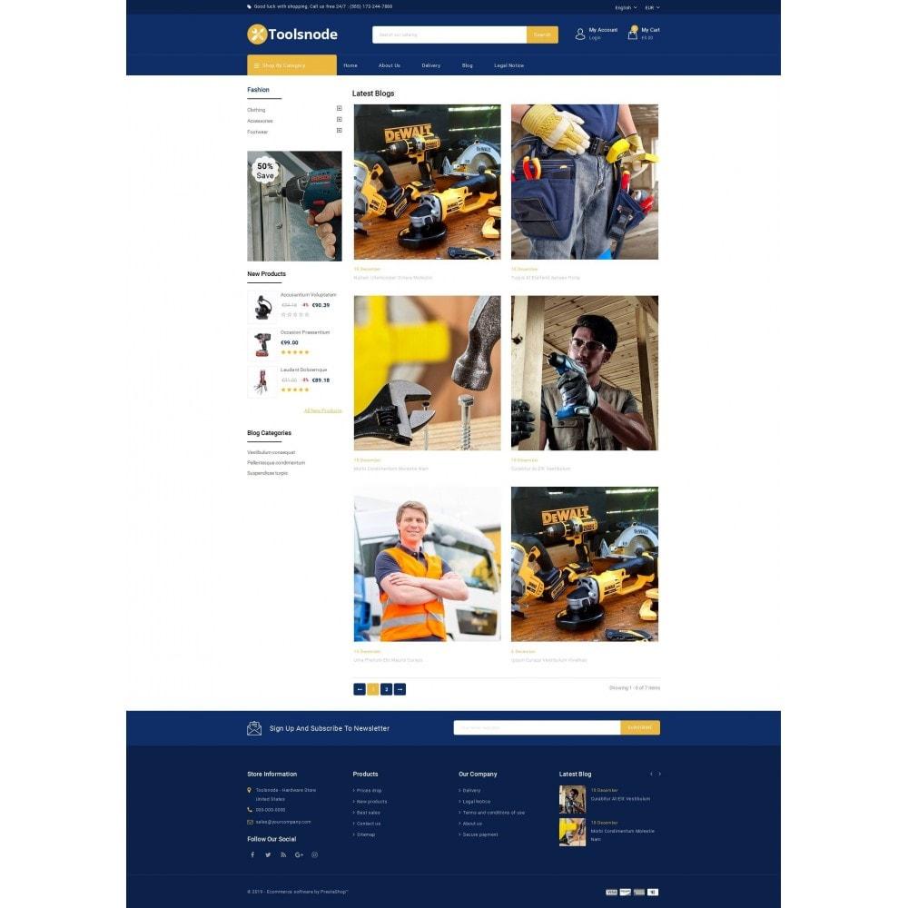theme - Carros & Motos - Tools kit Store - 8