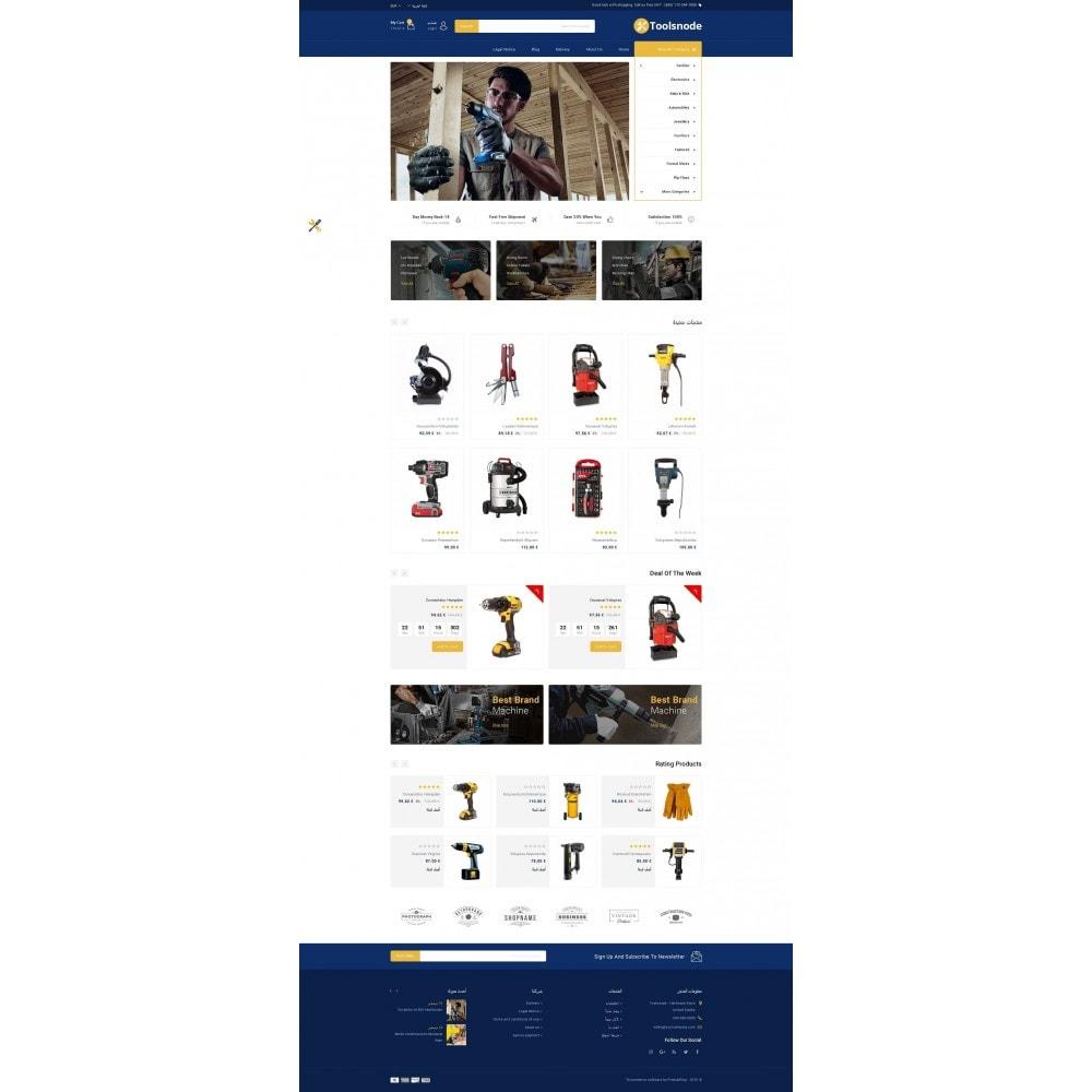 theme - Carros & Motos - Tools kit Store - 9
