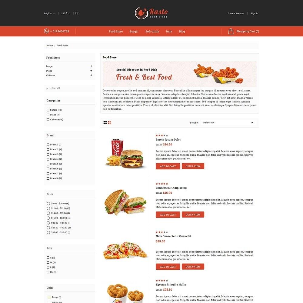 theme - Food & Restaurant - Rasto Food & Restaurant - 4