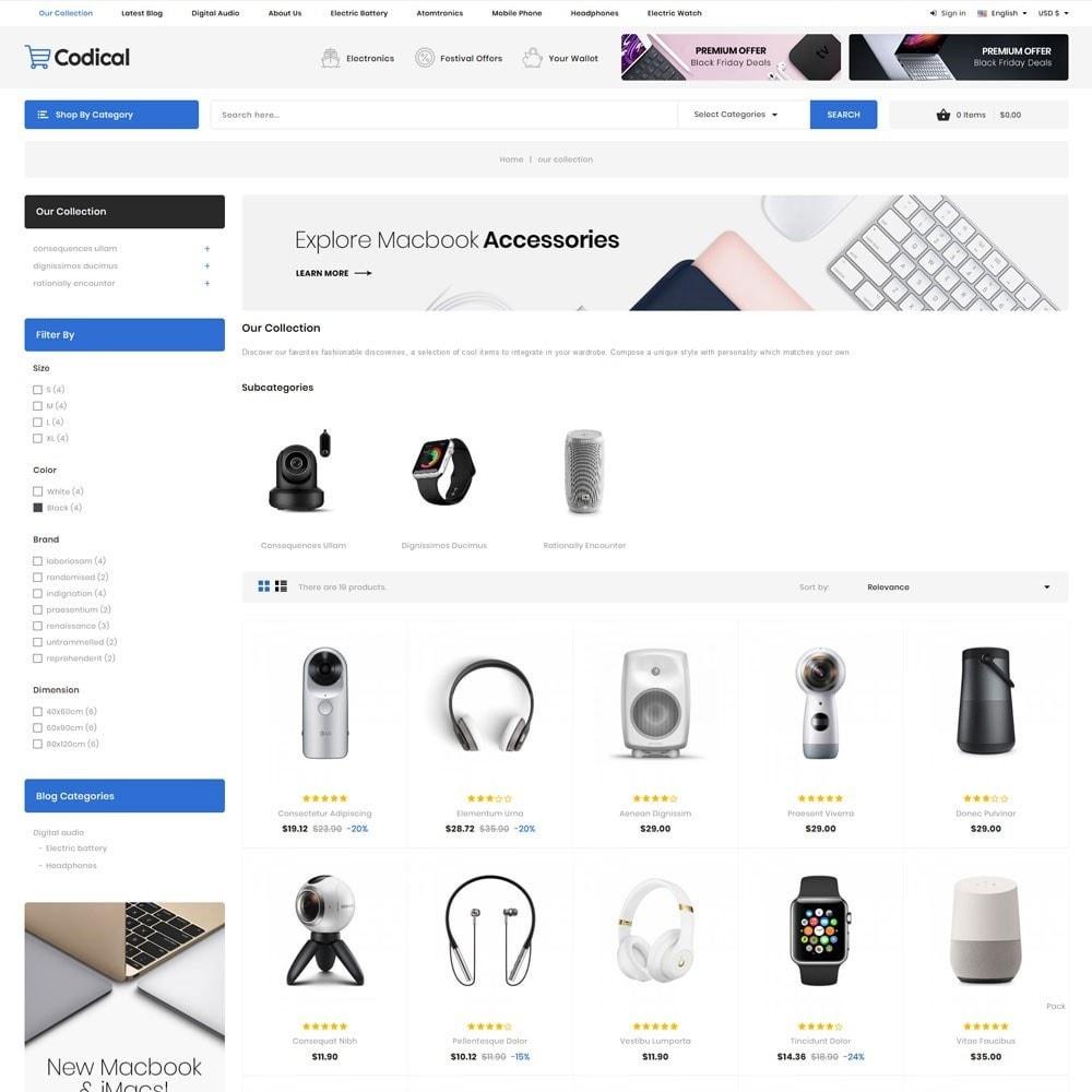 theme - Electrónica e High Tech - Codical - The Mega Electronics Store - 6