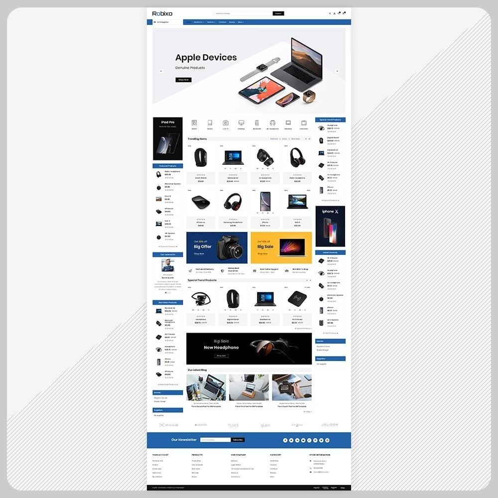 theme - Elektronica & High Tech - Robixo– Electronic Super Mall - 2