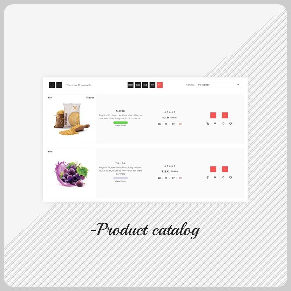 theme - Health & Beauty - Fresh G– Grocery Mega Mall - 11