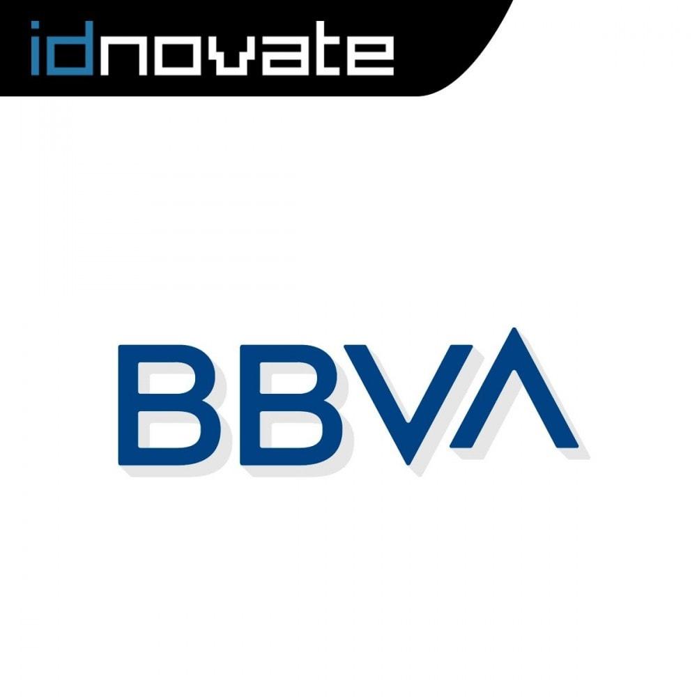 module - Pago con Tarjeta o Carteras digitales - BBVA TPV Virtual Redsys (Devoluciones y Pago un Click) - 1