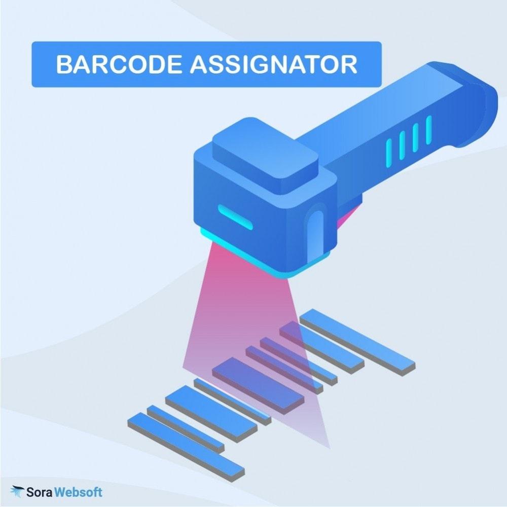 module - Marktplaats (marketplaces) - Barcode Assignator - 1