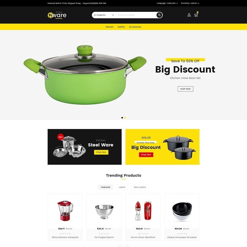 theme - Dom & Ogród - Kitchenware Online Store - 2