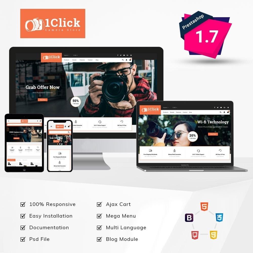 theme - Электроника и компьютеры - Click Camera Store - 1
