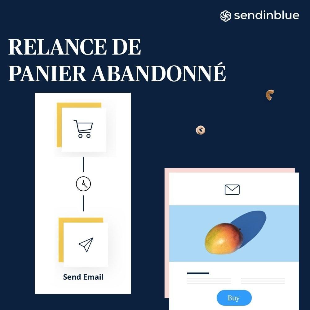 module - Promos & Marketing - Sendinblue - Email Marketing & plus ! - 4