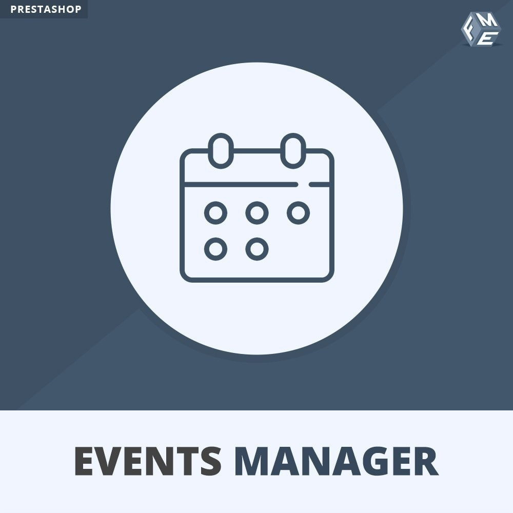 module - Reservation & Rental System - Events Manager, Create events & Sell tickets Online - 1