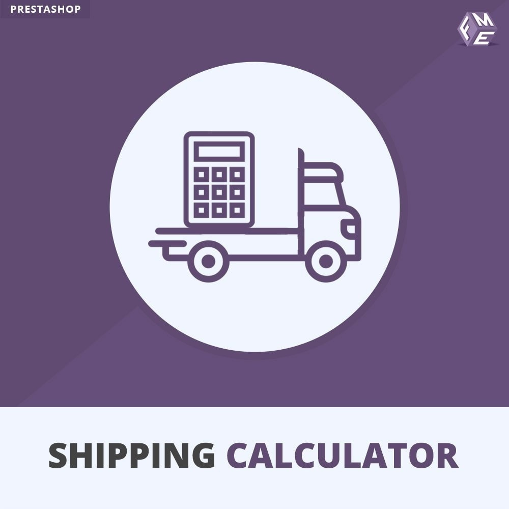 module - Shipping Costs - Shipping Rate Calculator - 1