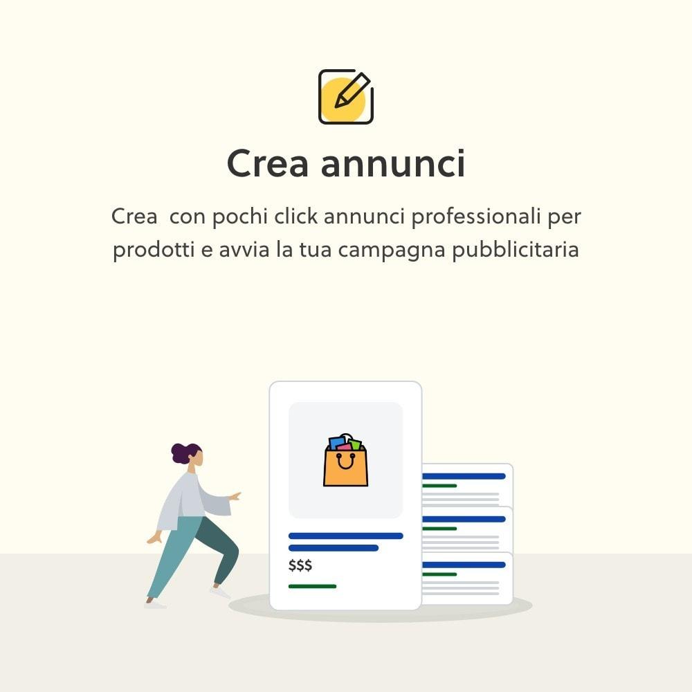 module - Indicizzazione a pagamento (SEA SEM) & Affiliazione - Cobiro - Marketing automatico di Google - 3