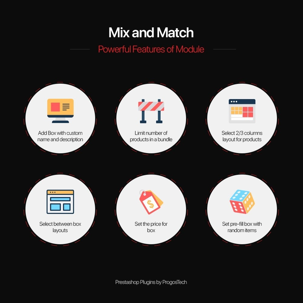 module - Vendas cruzadas & Pacotes de produtos - Ultimate Product Bundle - Mix and Match - 2