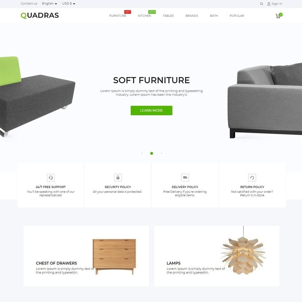 theme - Dom & Ogród - Quadras - 2