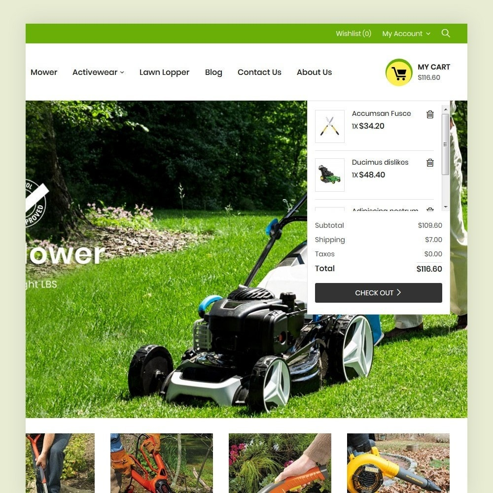 theme - Dom & Ogród - Gtools Garden Tools Store - 4