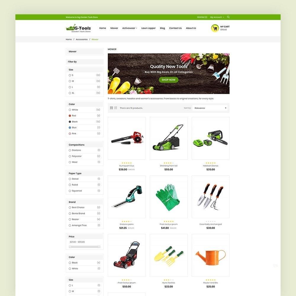 theme - Maison & Jardin - Gtools Garden Tools Store - 6