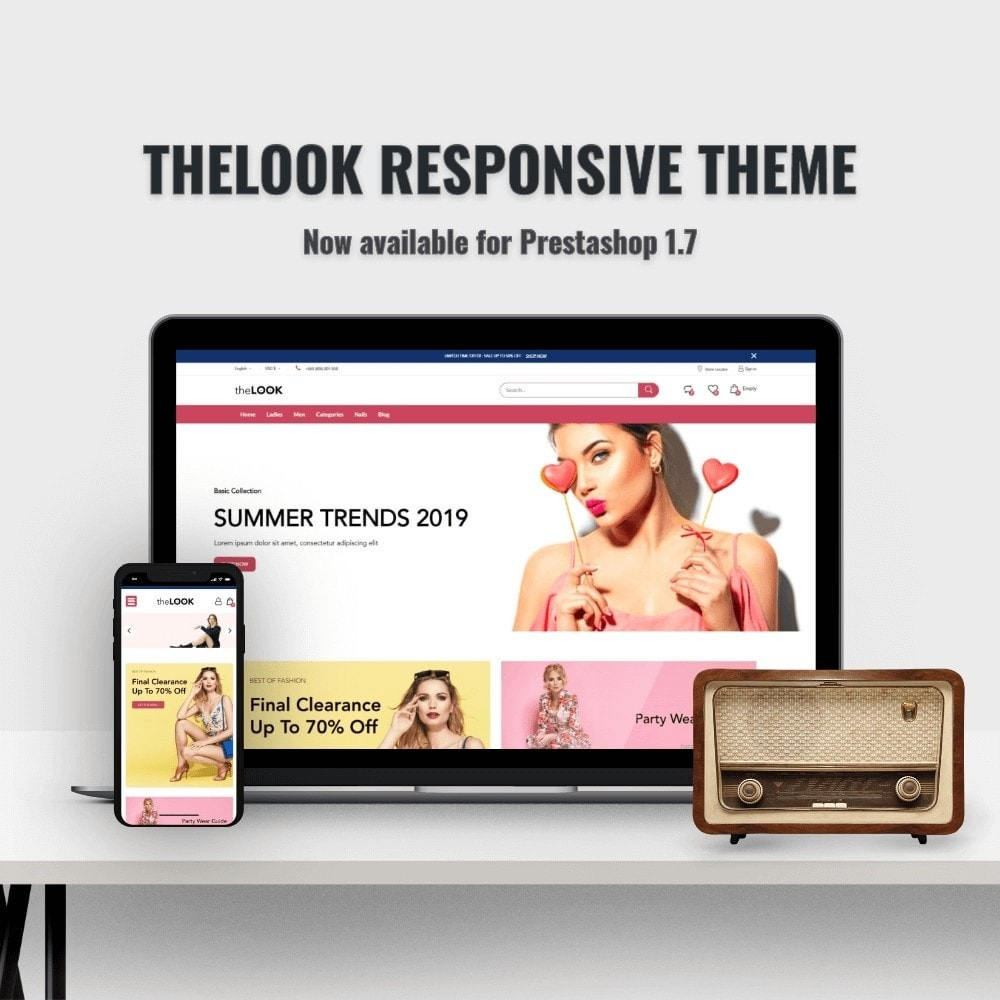 theme - Moda & Calzature - TheLook Fashion Store - 1