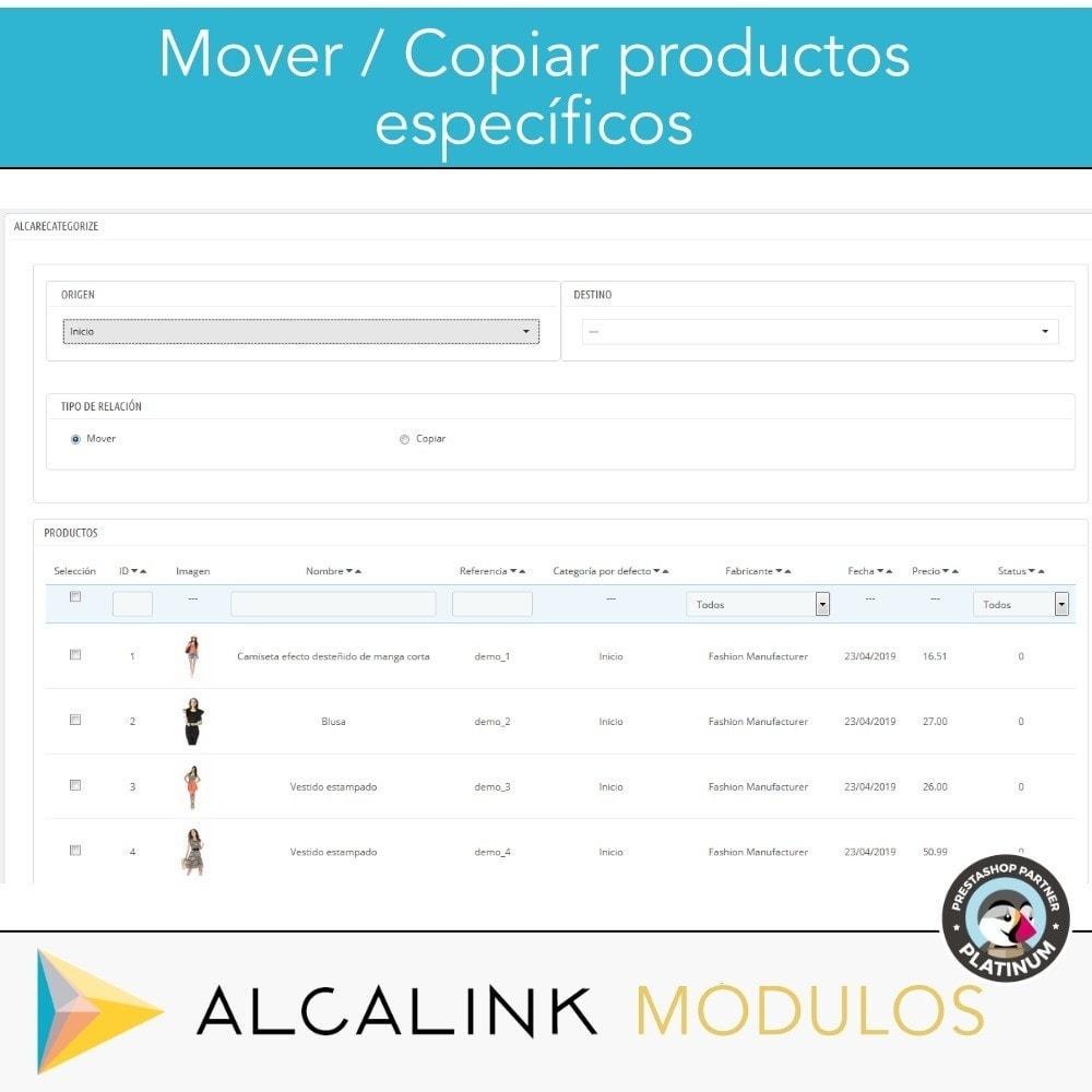 module - Edición Rápida y Masiva - Copia y Mueve Productos Masivamente - Dropshipping - 3