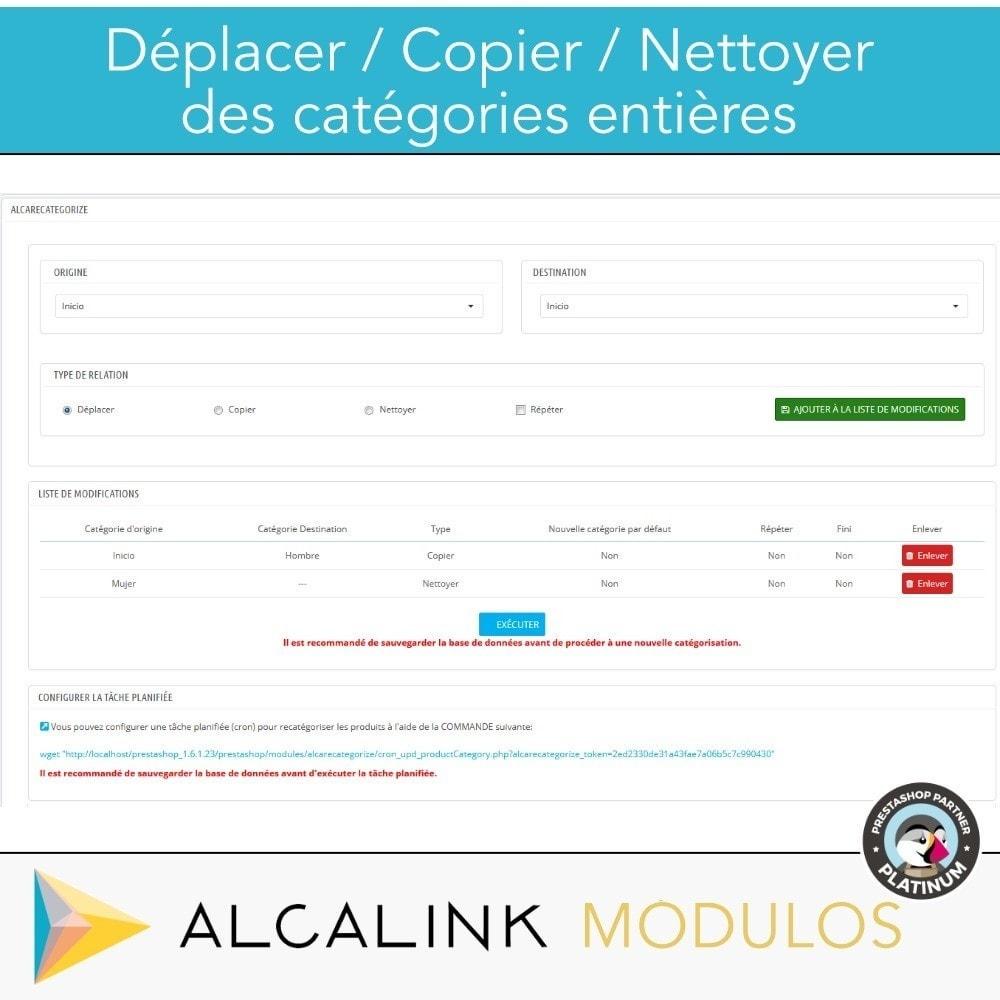 module - Edition rapide & Edition de masse - Copier et Déplacer Massivement Produits - Dropshipping - 2