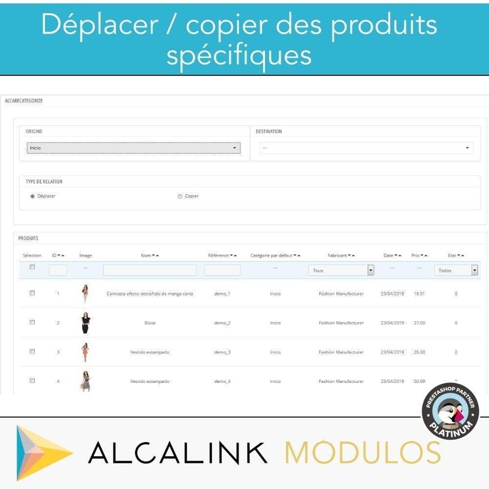 module - Edition rapide & Edition de masse - Copier et Déplacer Massivement Produits - Dropshipping - 3