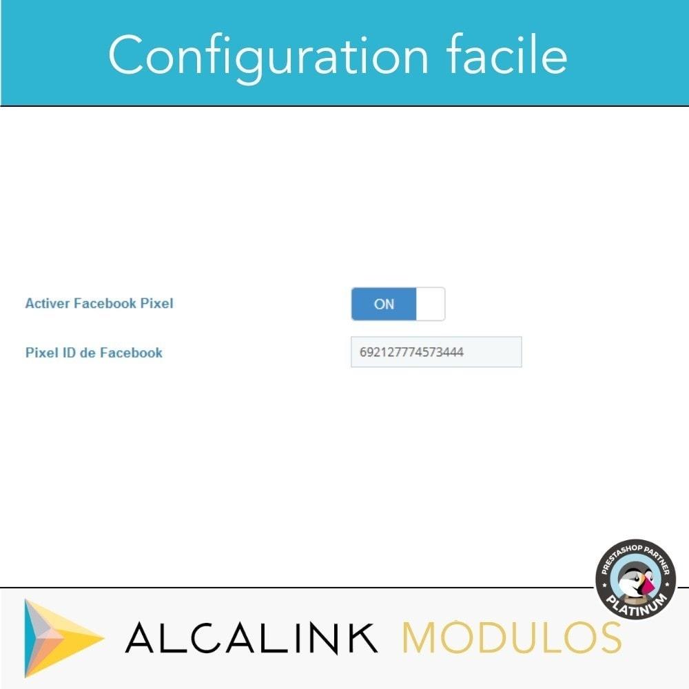 module - Remarketing & Paniers Abandonnés - Pixel (1.6) - Conversions et Remarketing - 4