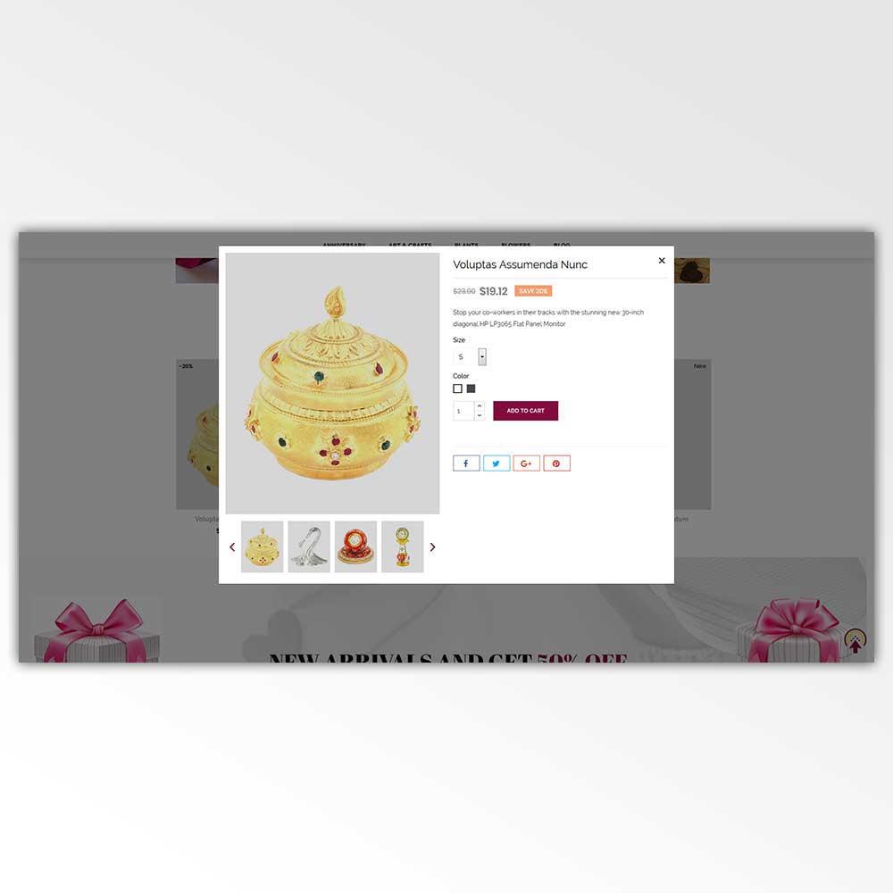 theme - Regalos, Flores y Celebraciones - Gift - Store - 6