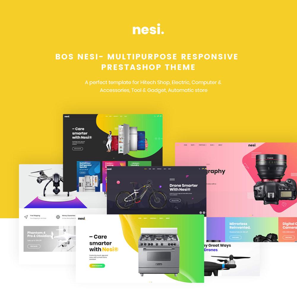 theme - Electrónica e High Tech - Nesi premium multipurpose - 1