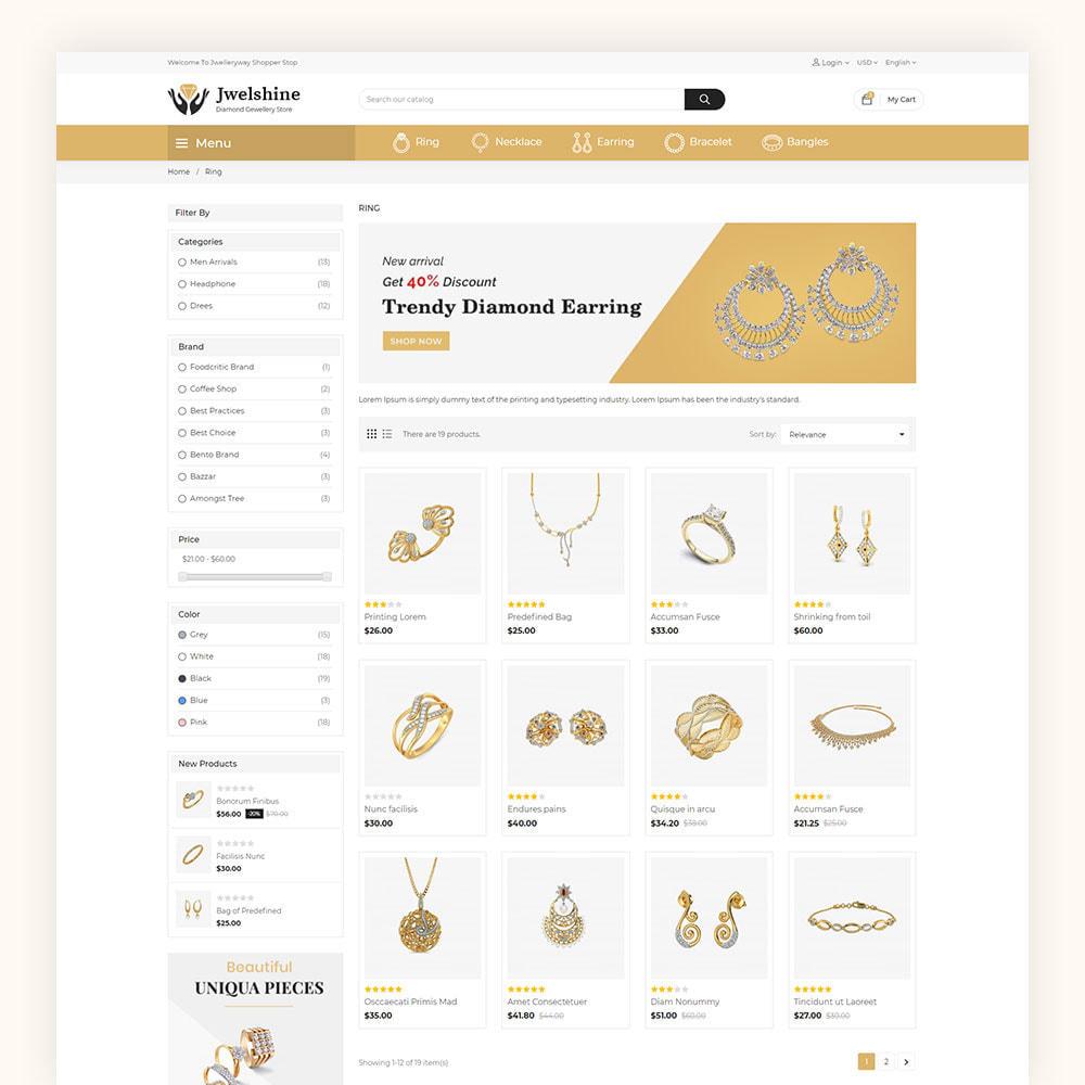 theme - Bijoux & Accessoires - Jwelshine Diamond Store - 5