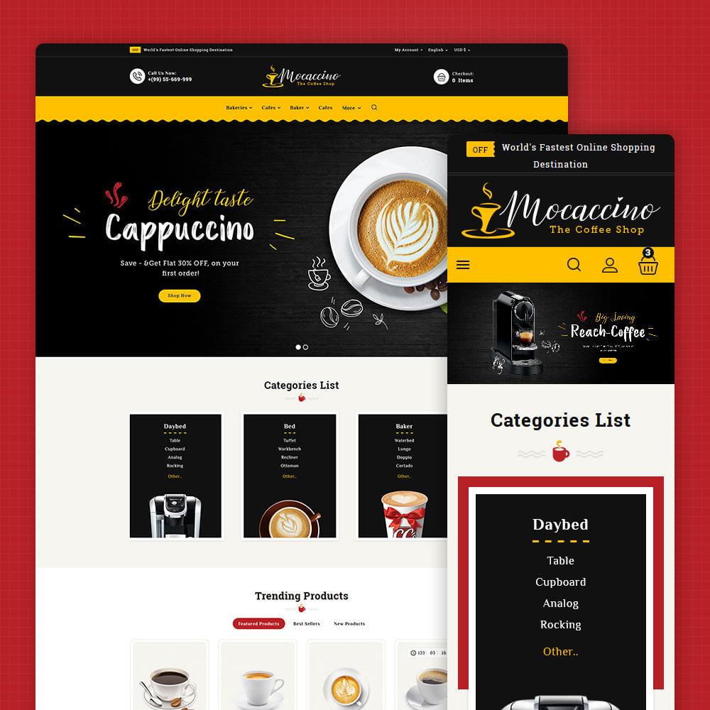 theme - Boissons & Tabac - Mochaccino - Coffee & Drinks - 1