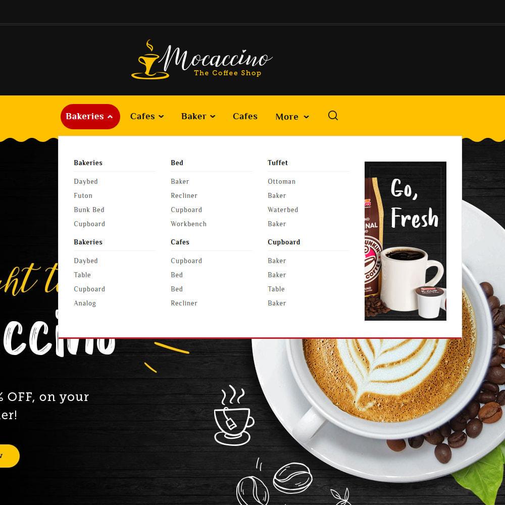 theme - Boissons & Tabac - Mochaccino - Coffee & Drinks - 9
