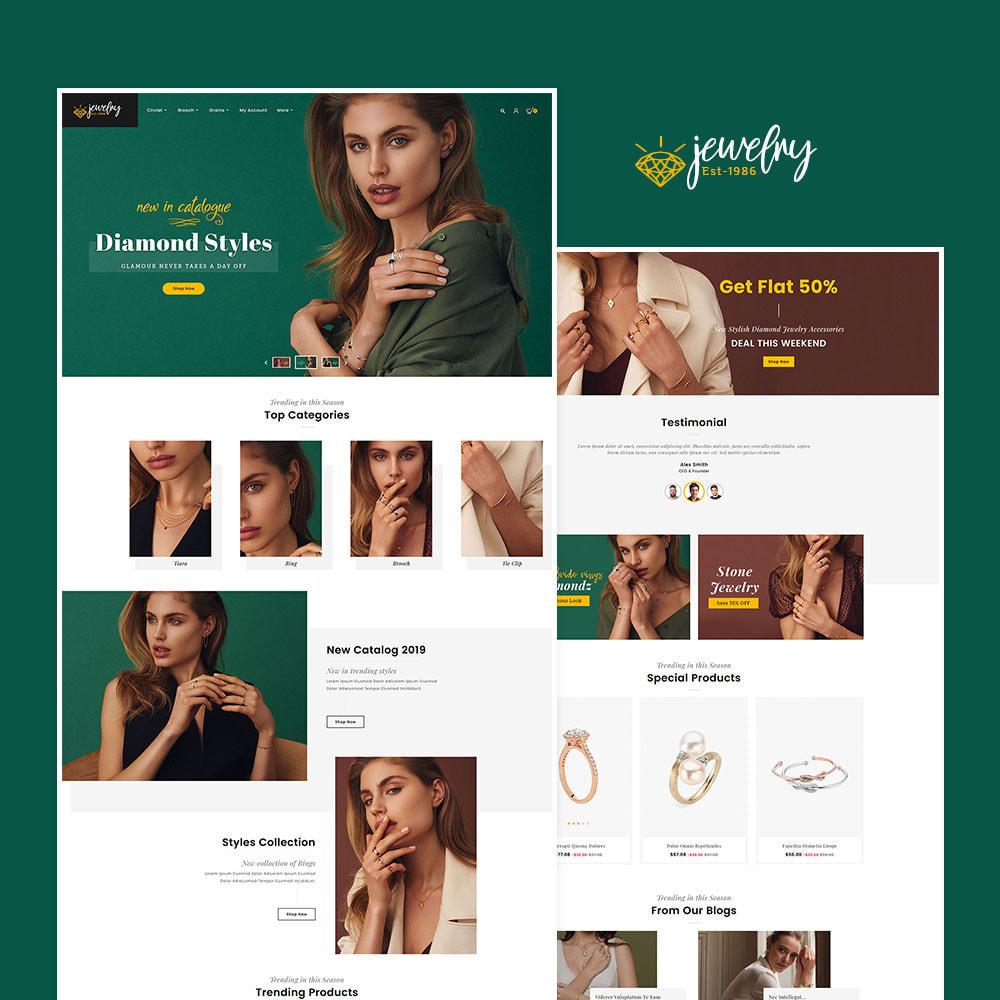 theme - Schmuck & Accesoires - Jewelry - Imitation & Catalog - 2