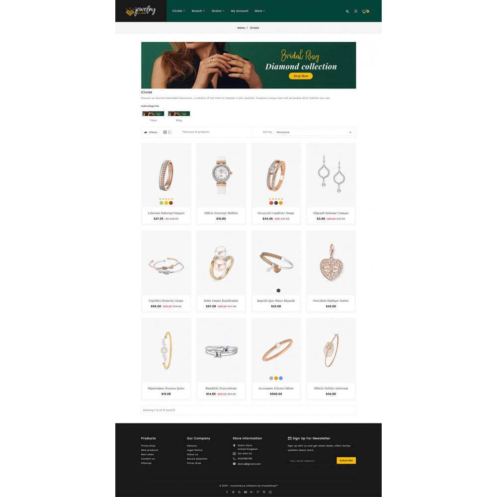 theme - Schmuck & Accesoires - Jewelry - Imitation & Catalog - 3
