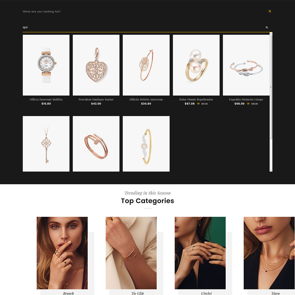 theme - Jewelry & Accessories - Jewelry - Imitation & Catalog - 10