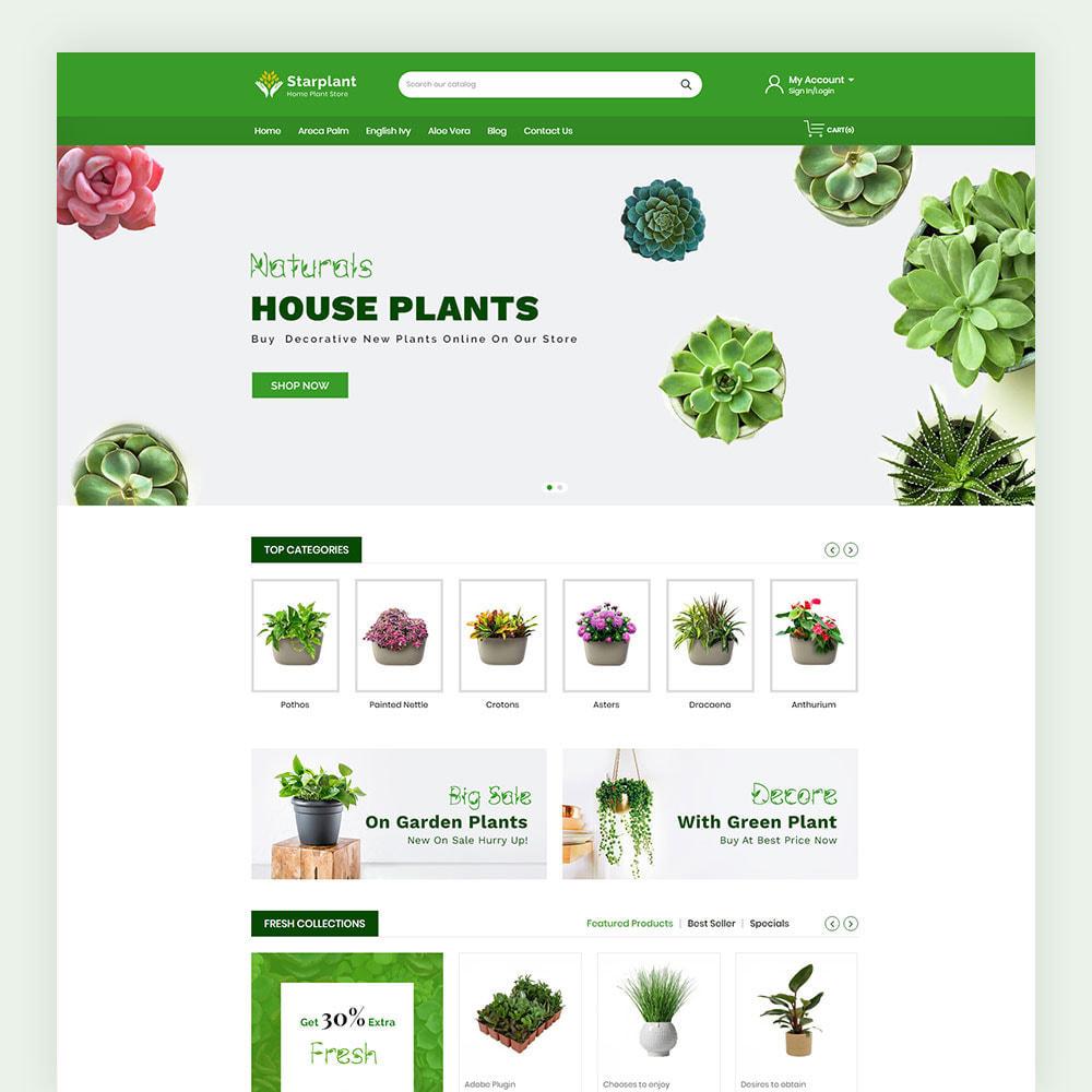 theme - Hogar y Jardín - Starplant Plant Store - 2