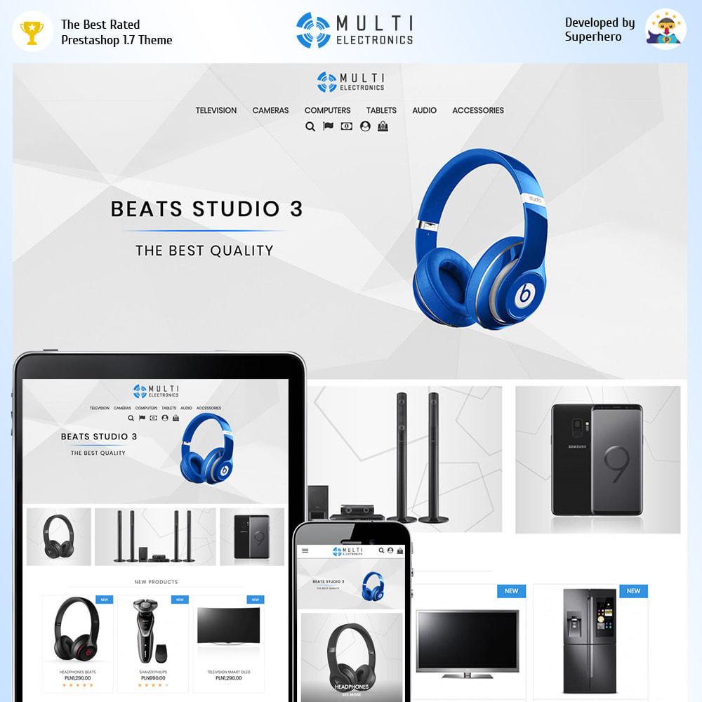 theme - Elektronika & High Tech - Multi Electronic - 1