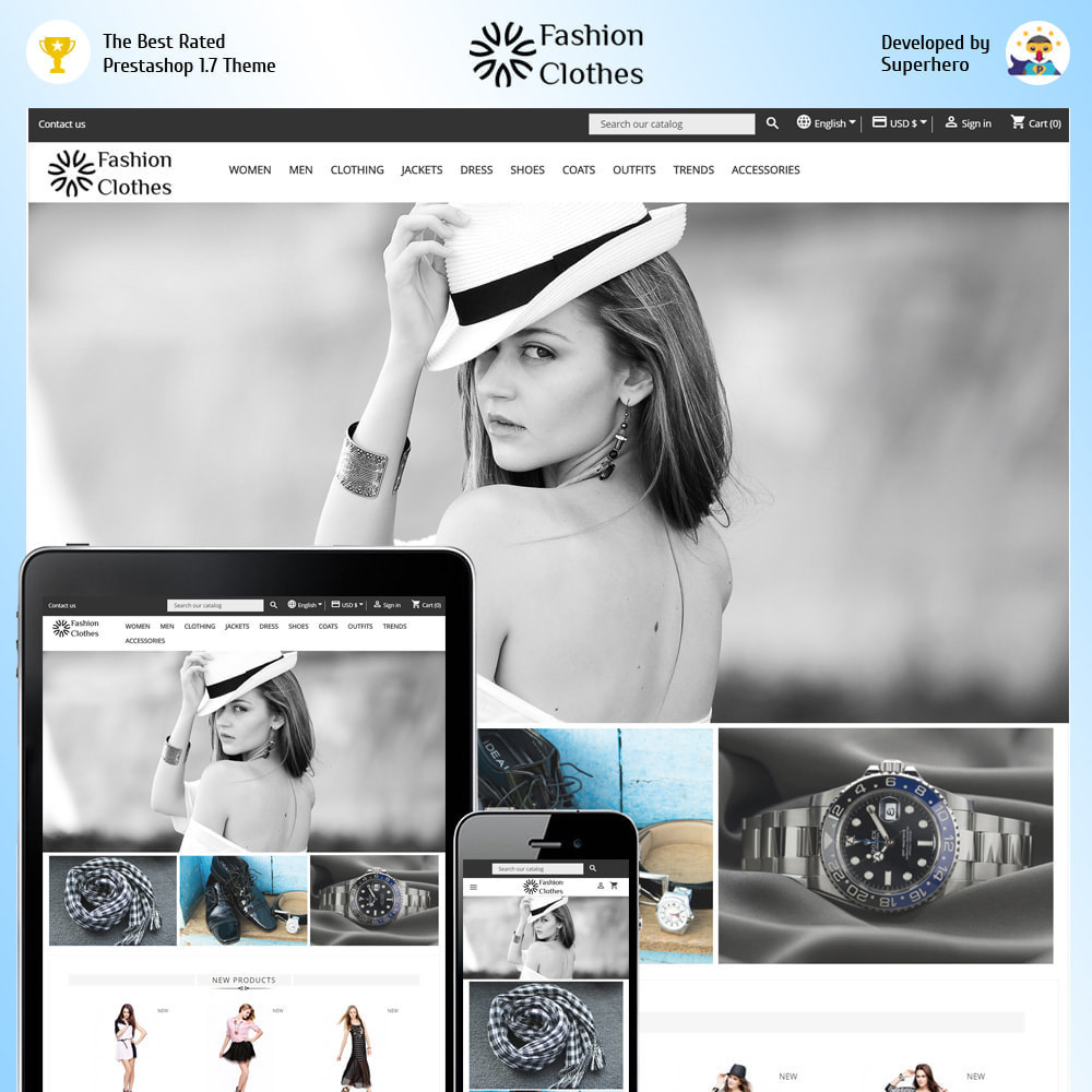 theme - Moda & Obuwie - Fashion Store - 2