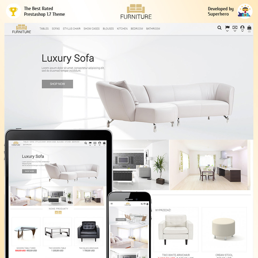 theme - Dom & Ogród - Furniture Store - 1