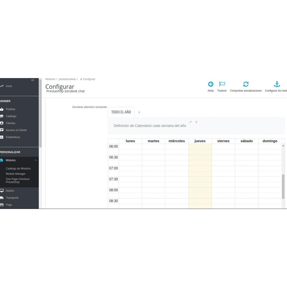 module - Support & Online-Chat - Prestazendesk - 1